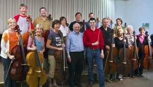 The San Diego Cello Choir