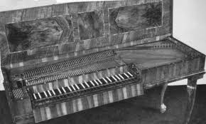 Silbermann Piano 1749