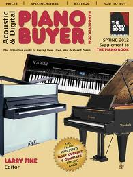 ACOUSTIC AND DIGITAL PIANO BUYER SPRING 2012 EDITION
