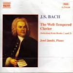 Bach The Well Tempered Clavier